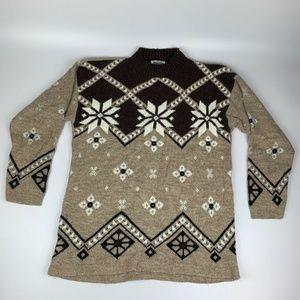 Vintage Basic Editions Sweater Women's Medium